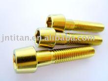 titanium tape hex socket cap screw and bolt