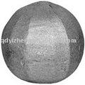 Forjado de hierro de forja de acero inoxidable esfera