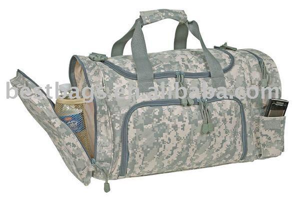 High quaity Digital camo duffel bag