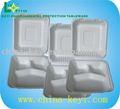 Eco - ambiente de contenedores de alimentos