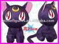 Sailor moon pelúcia bonecas, brinquedos de pelúcia anime
