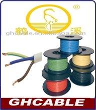 FLEXIBLE CABLE AND WIRE MULTI CORE CU PVC PVC CE