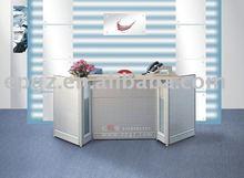Reception desk,rezeption,information desk,front desk,