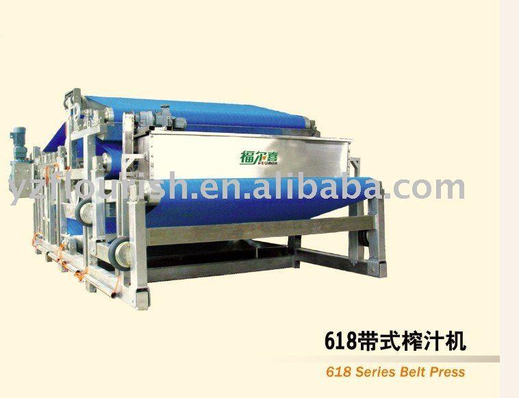 Apple Juice Maker Belt Press Apple Juice