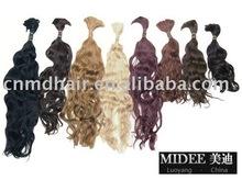 curl chinese human hair bulk