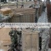 Hesco barrier//hesco bastion//defence wall