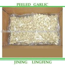 Chinese Fresh Peeled Garlic
