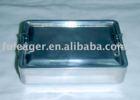 Aluminum lunch tin box,