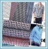 Non-iron 100%cotton casual shirt fabric