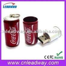 mini-coco cola OEM flash disk