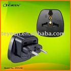 Europe plug adapter (inlay way)