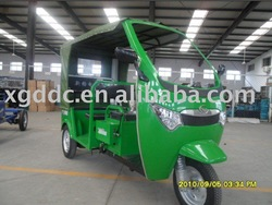 Battery charged three wheel tricycle, NEW DESIGN!!!