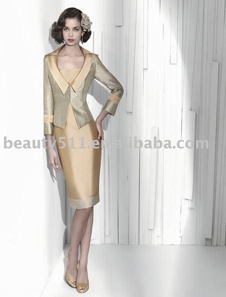 Formal women suits evening dress ql2201