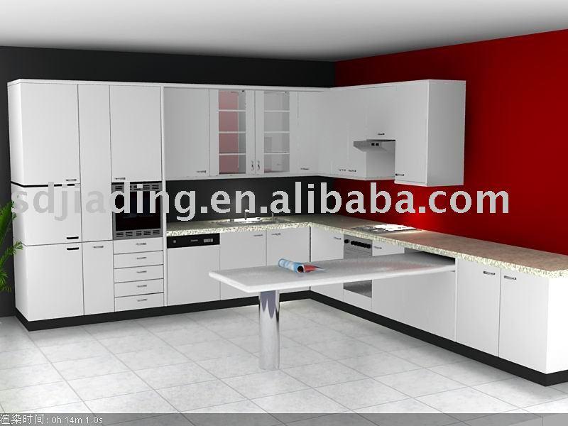 Kitchen Cabinet Designs L Style   Decorating Catalogs