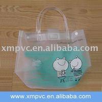 EVA shopping bag serie-Lovely pvc carrier bag