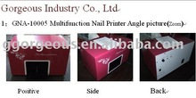 Shopping Mall Used Nail Art Printer/Canton Fair Promotion Item $490