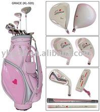 Golf club set/Lady's golf club/Women golf clubs