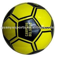 GY-S037 2014 new design 5# machine stitched footballs/soccer balls