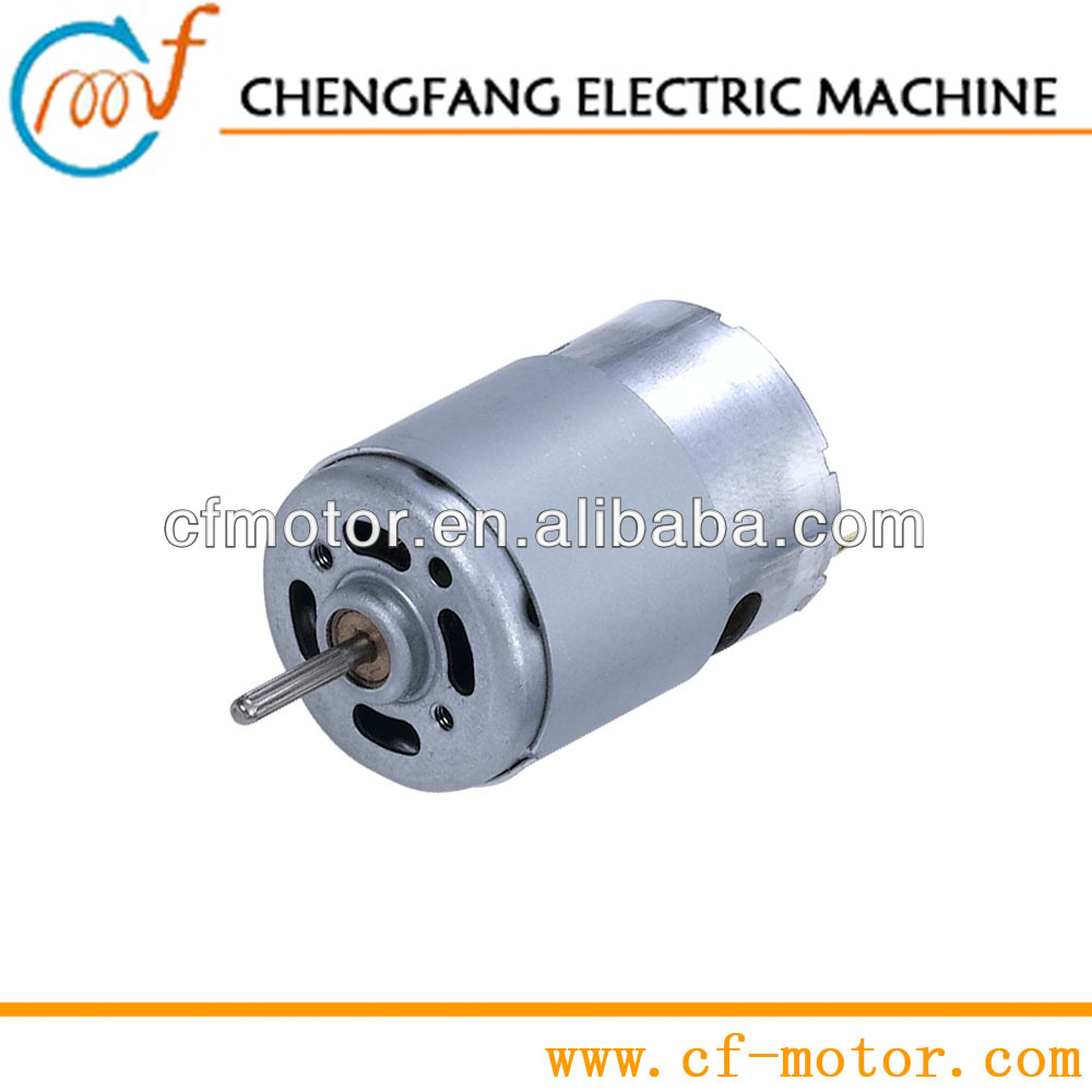 Cruise Control Dc Motor Rs 385ph Electrical Tool Motors