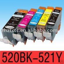 5 CHIPPED PGI-520 CANON Compatible Ink Cartridge For PIXMA IP3600//IP4600/IP4700/MP490/MP540/MP560//MP620/MP630 PRINTER
