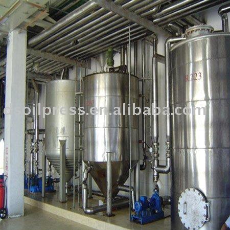 Palm Oil Refinery Equipment 10t\/d - Buy Oil Refinery,Oil Refinery ...