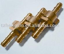 Brass pipe fitting HX-5004