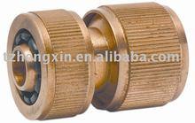 Brass pipe fitting HX-5019