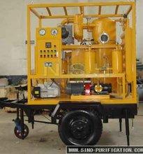 Transformer Oil Purification Installation