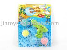 Plastic Water Gun with Sponge Ball