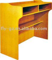 wooden teacher desk/digital teacher desk/old school desks for teacher
