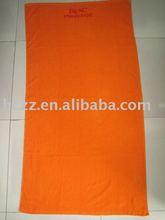 100% cotton printing sauna towel