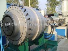 Large Diameter PVC Plastic Pipe Making Unit (Plastic Machinery)