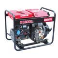 generador de la gasolina