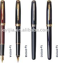 metal parker pen