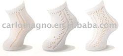pelerine baby socks
