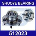 1995-1997 dodge neon mozzo della ruota posteriore bearing4509599,4509600,512023