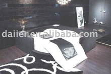 morden round bed 1042#