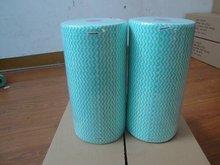 Nuojie 100% spunlace non-woven fabric wipe