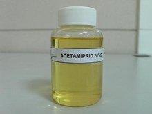 Acetamiprid 20%SL - synthetic organic pesticide suppiler