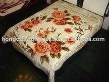2ply interweave acrylic blanket