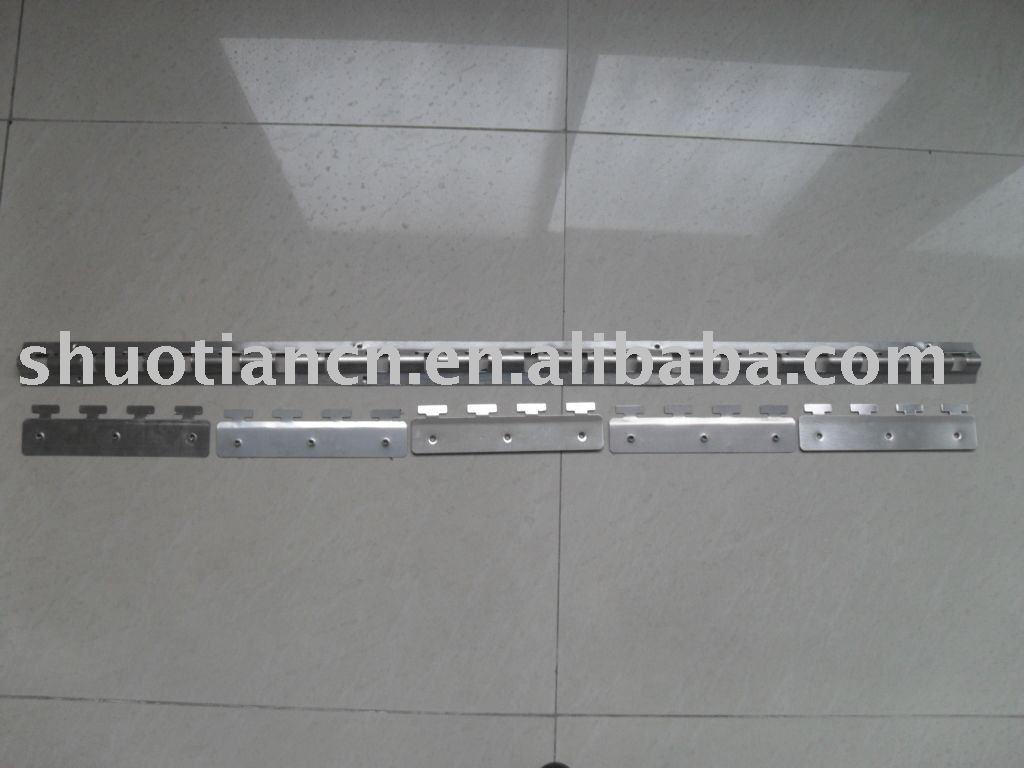 Harrison Drape Curtain Track Aluminium or PVC White | eBay