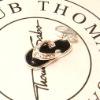más reciente es móvil y collar encantos de joyería de plata-CM089