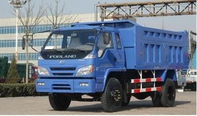 Forland luz 4 x 2 camiones volquete volquetes camiones / Tippers para construcción