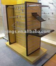 slatwall H Unit Gondola Merchandises