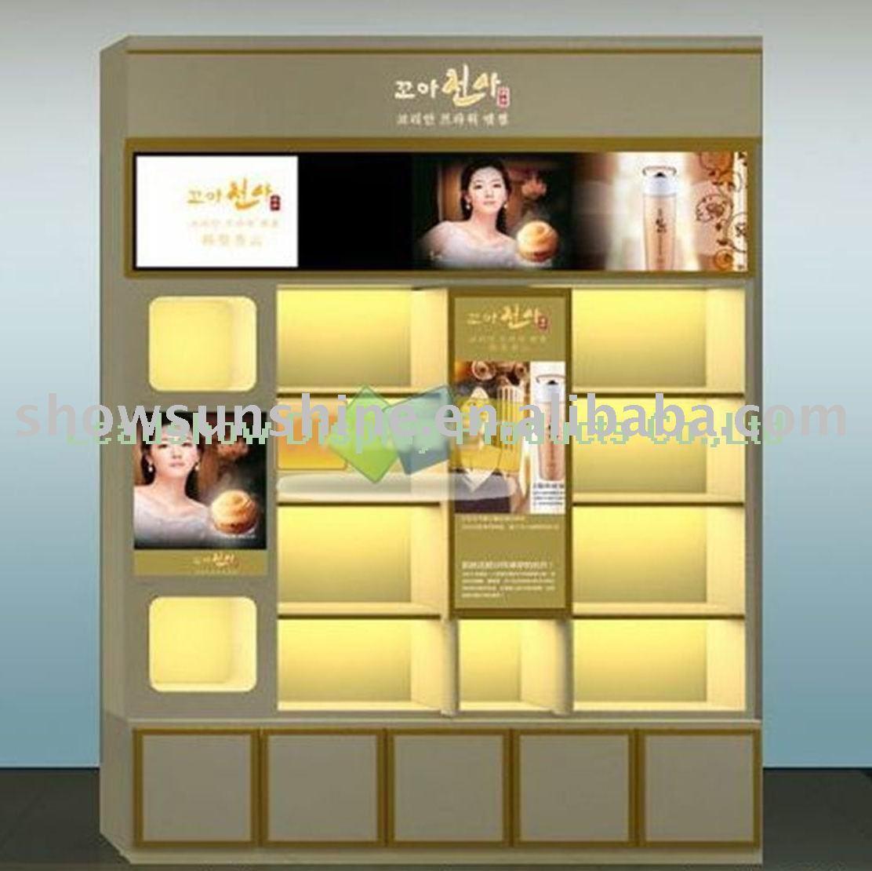 110 Acrylic Cosmetic Display