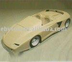 3D print making car mold