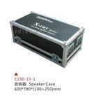 speaker case/ Aluminum flight case/show box