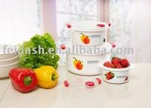 plastic food container/box