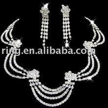 2012 The Most Popular Wedding Jewelry Set