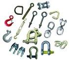 Rigging Hardware, Shackle, Turnbuckle, Hook, Wire Clip, Eyebolt